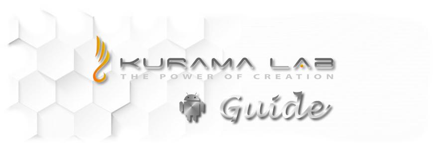 KuramaLab_Guide_Android