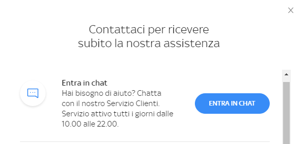 sky chat